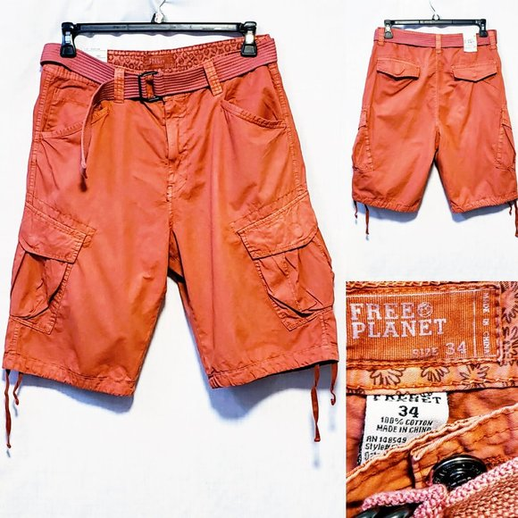 Free Planet Other - 🕶Free Planet Men's shorts size 34🦅